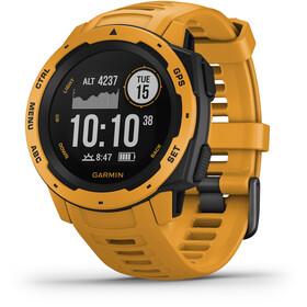 Garmin Instinct GPS Smartwatch sunburst